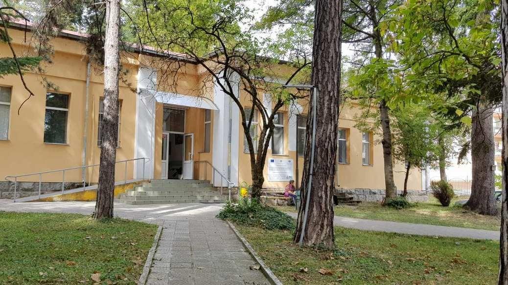 Белодробна болница в Троян                                Снимка: Пламен Христов