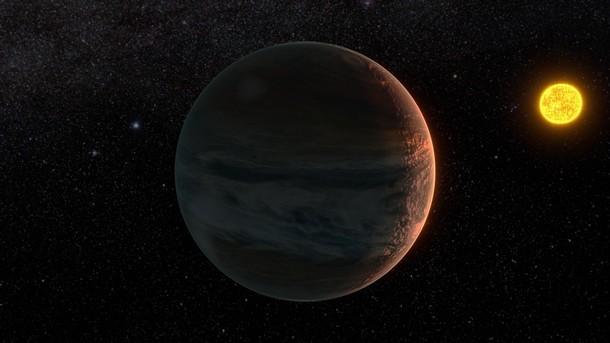 Планета-джудже, кръстена Гоблин, бе открита отвъд Плутон, съобщи
