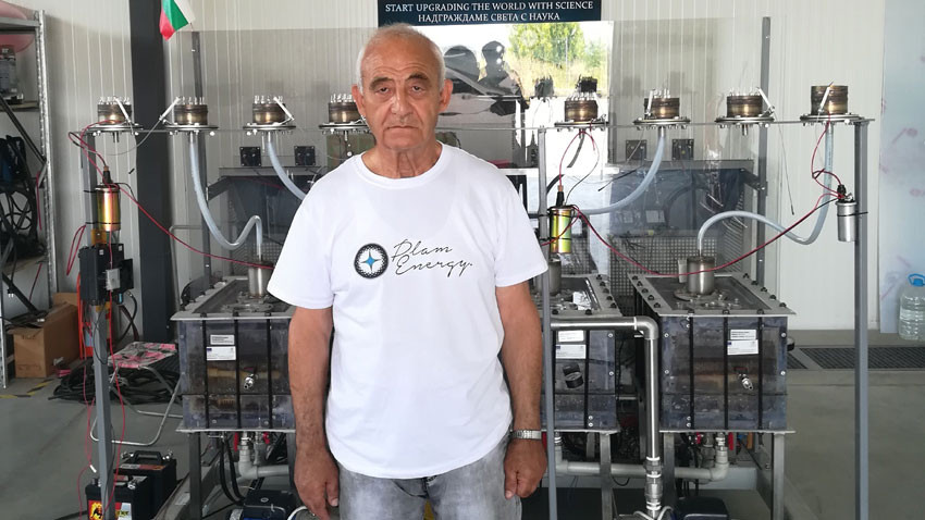 Μηχανικός Τσαβντάρ Καμενάροφ