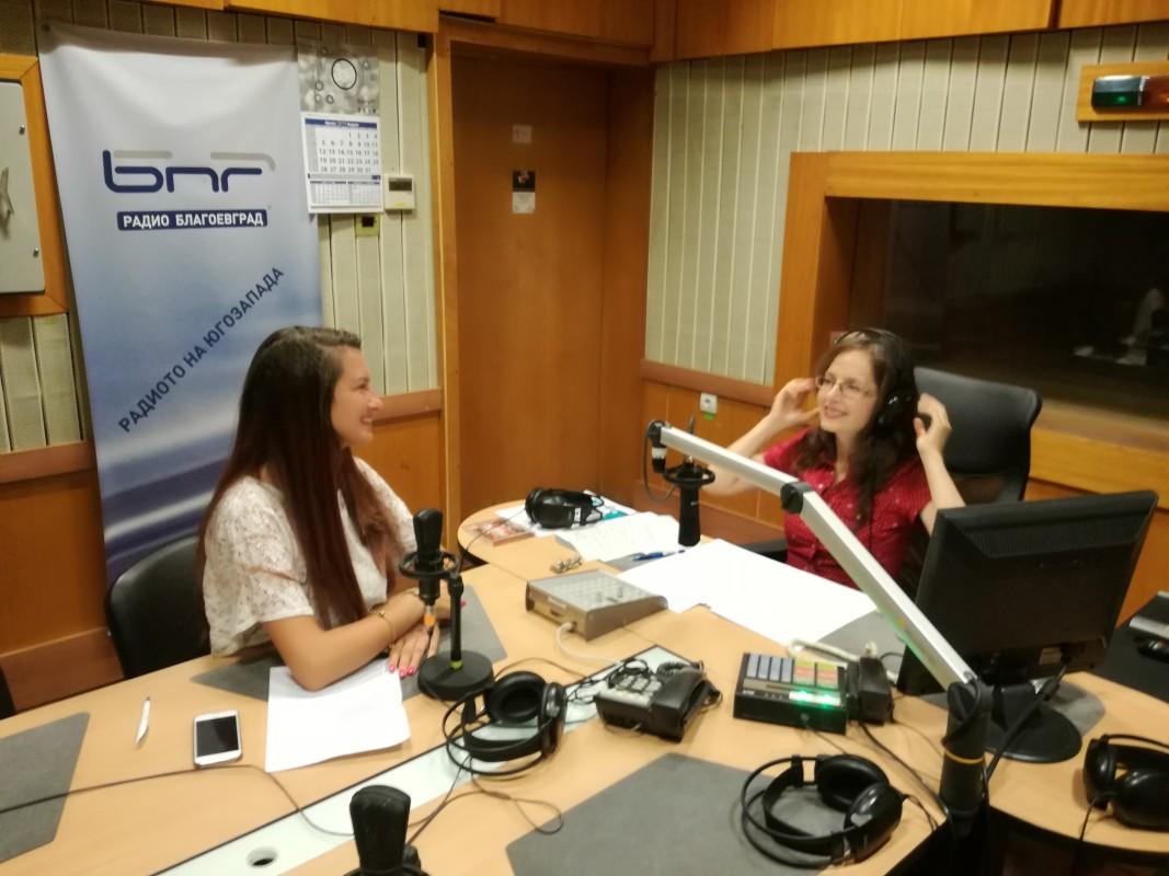 Емилия Трайкова и Райна Ванчева