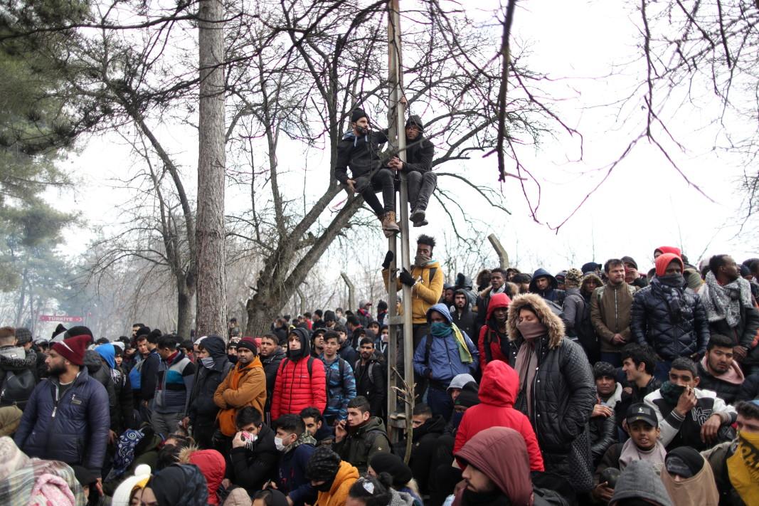 29 февруари 2020 г- - край Одрин