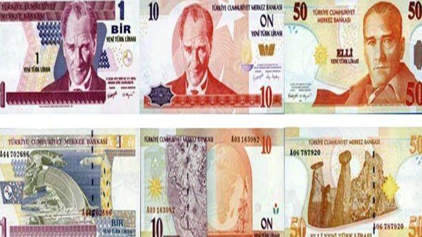 Турската лира стабилизира близо до двуседмични върхове спрямо щатския долар