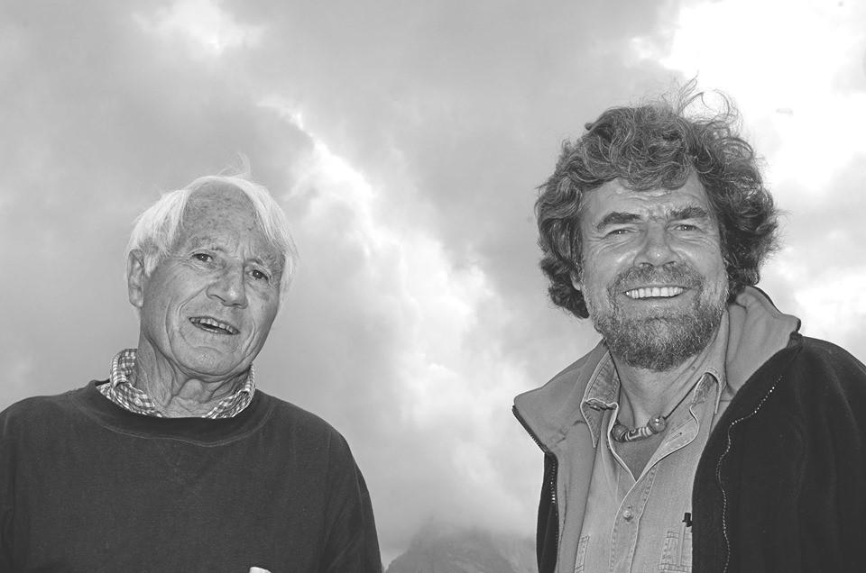 Бонати (вляво) и Меснер