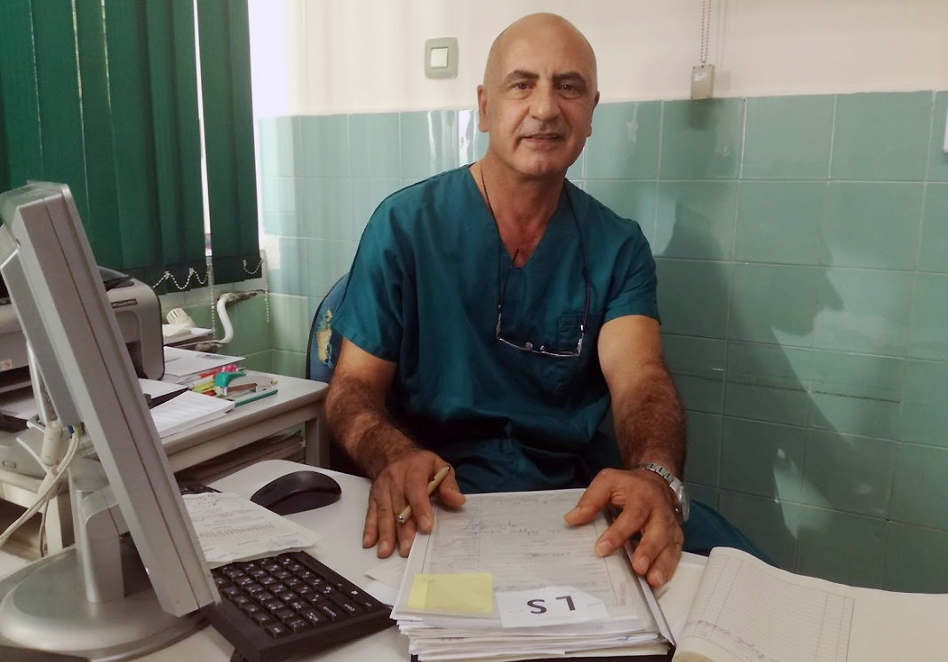 Dr. Michel Shoayb