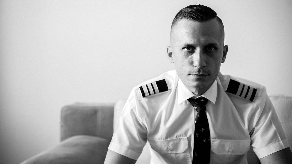 Марин Косаджиев, пилот