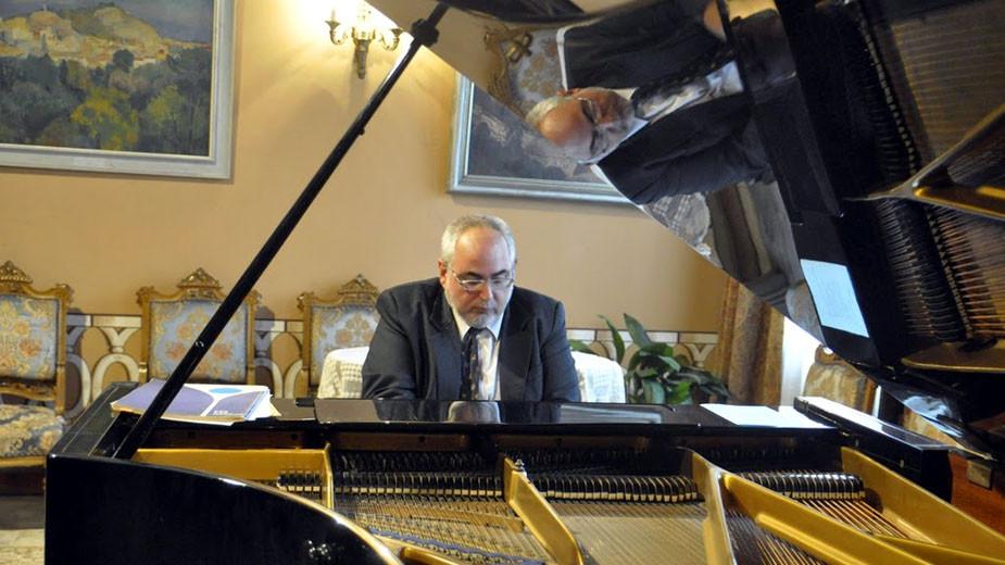 Концерт на Ростислав Йовчев в Балабановата къща