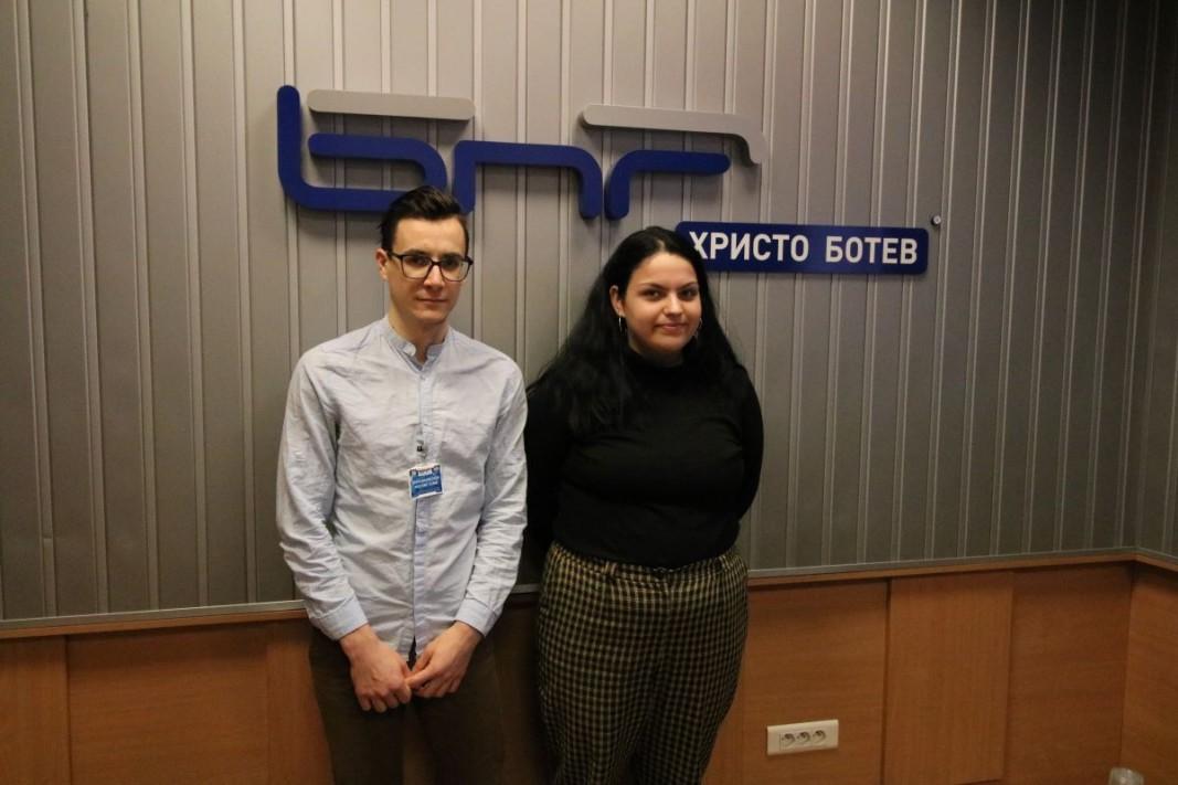 Стойо Тетевенски и Галина Безлова