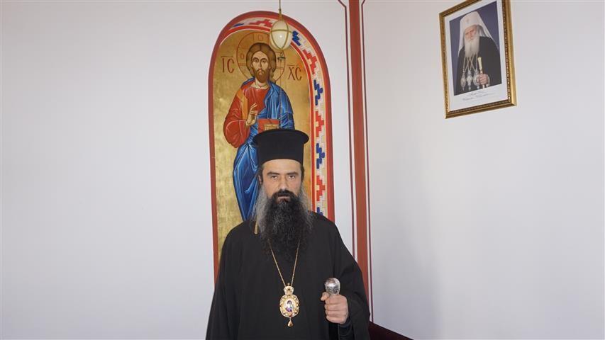 Видинският митрополит Даниил, Снимка: Радио Видин