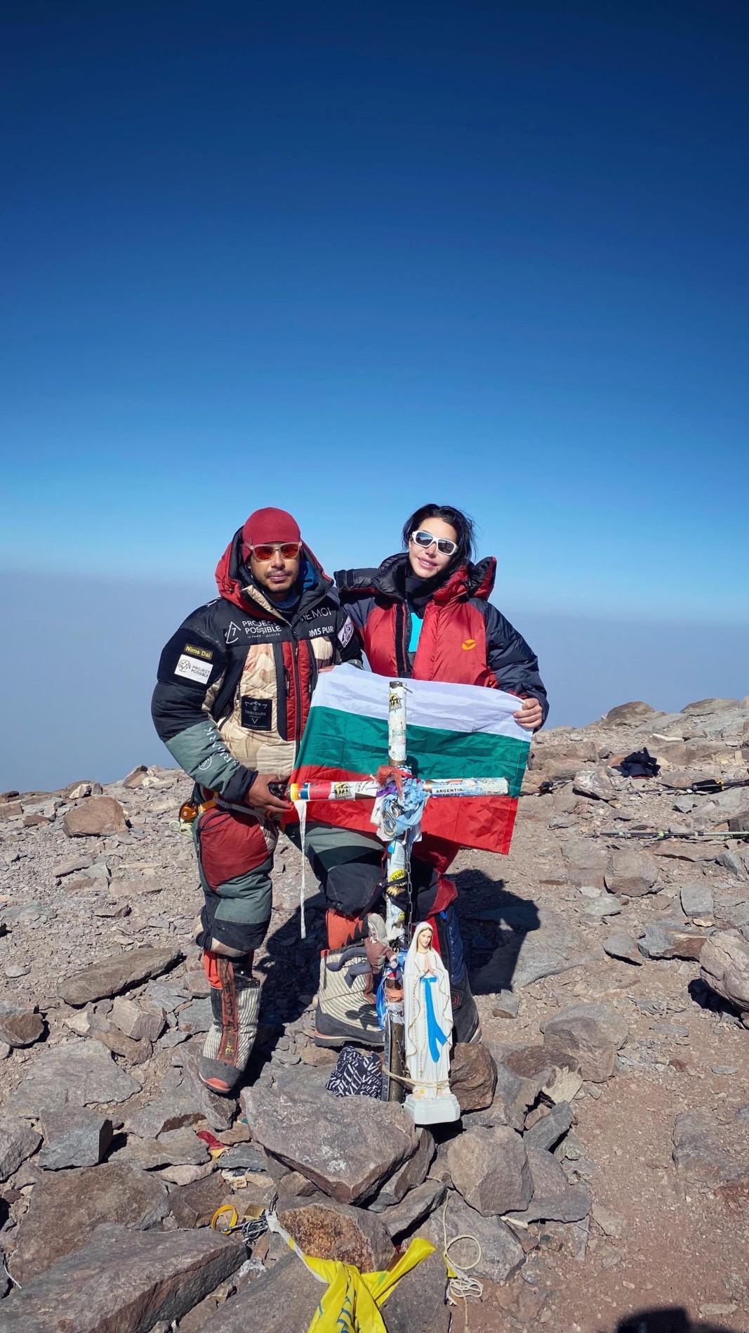 На върха с Нирмал Пурджа