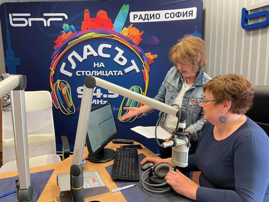 Кристина Крънчева и Катя Василева