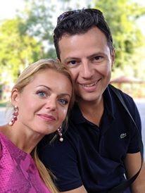 Деян Вачков и Илина Михайлова