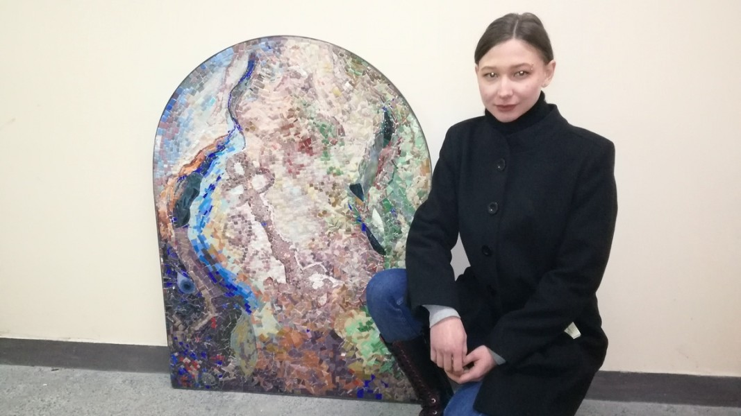 Симона Веселинова Йорданова                           Снимка: Здравка Маслянкова