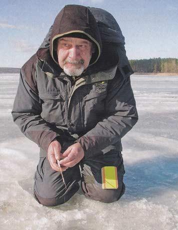 Виктор Киселев на рыбалке Фото: kaliningradfishing.ru/