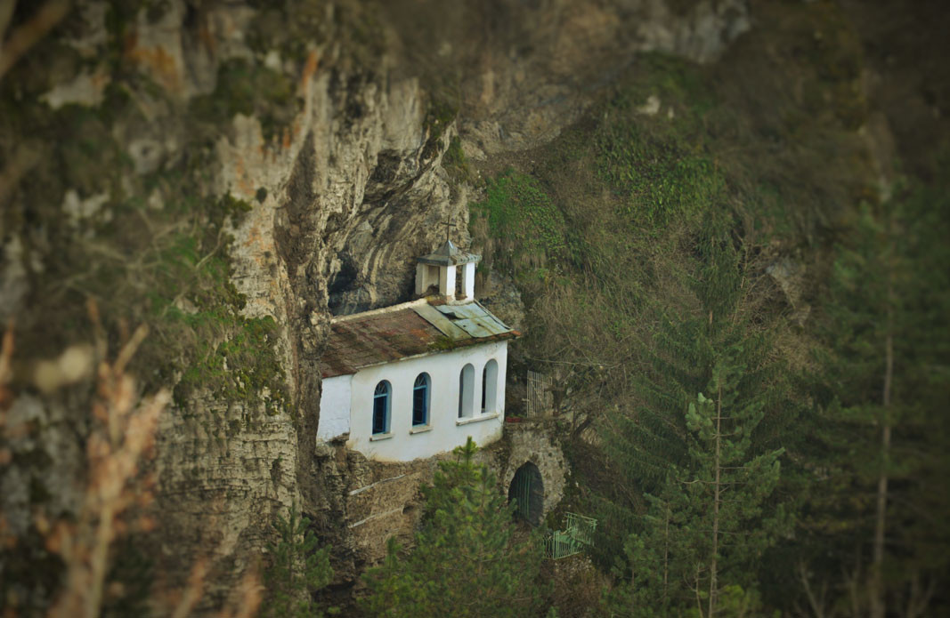 Razboiki Manastırı.