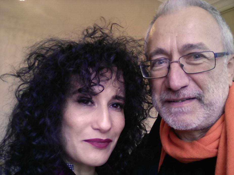 Несрин Белмох и Людмил Фотев