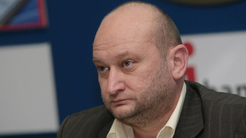 Христо Радков. Снимка: БГНЕС