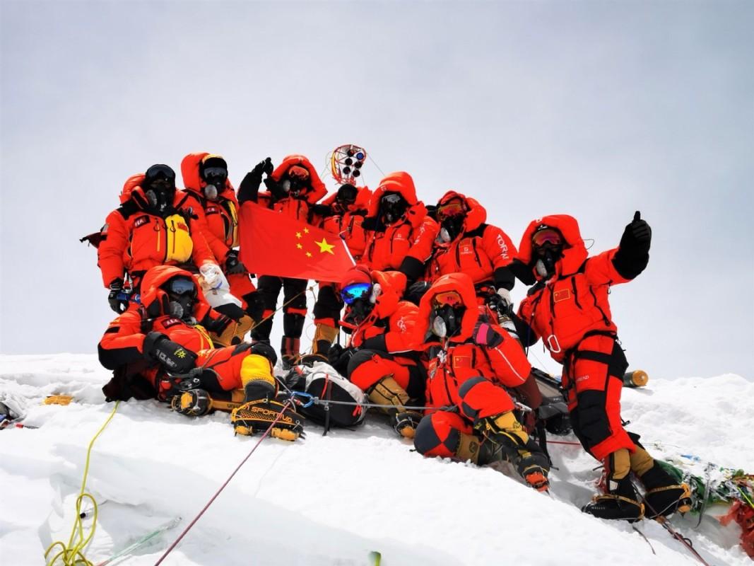 На Еверест