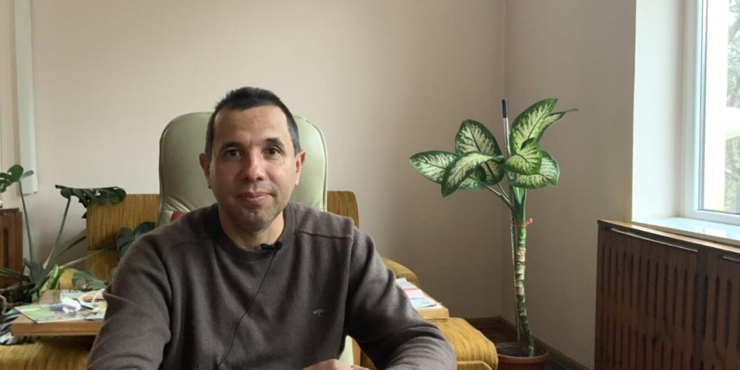 доц. д-р Божидар Иванов, директор на Института по аграрна икономика
