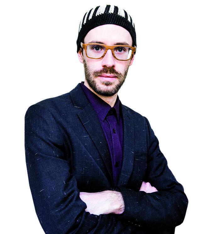 Давид Хелбок специално за радио София