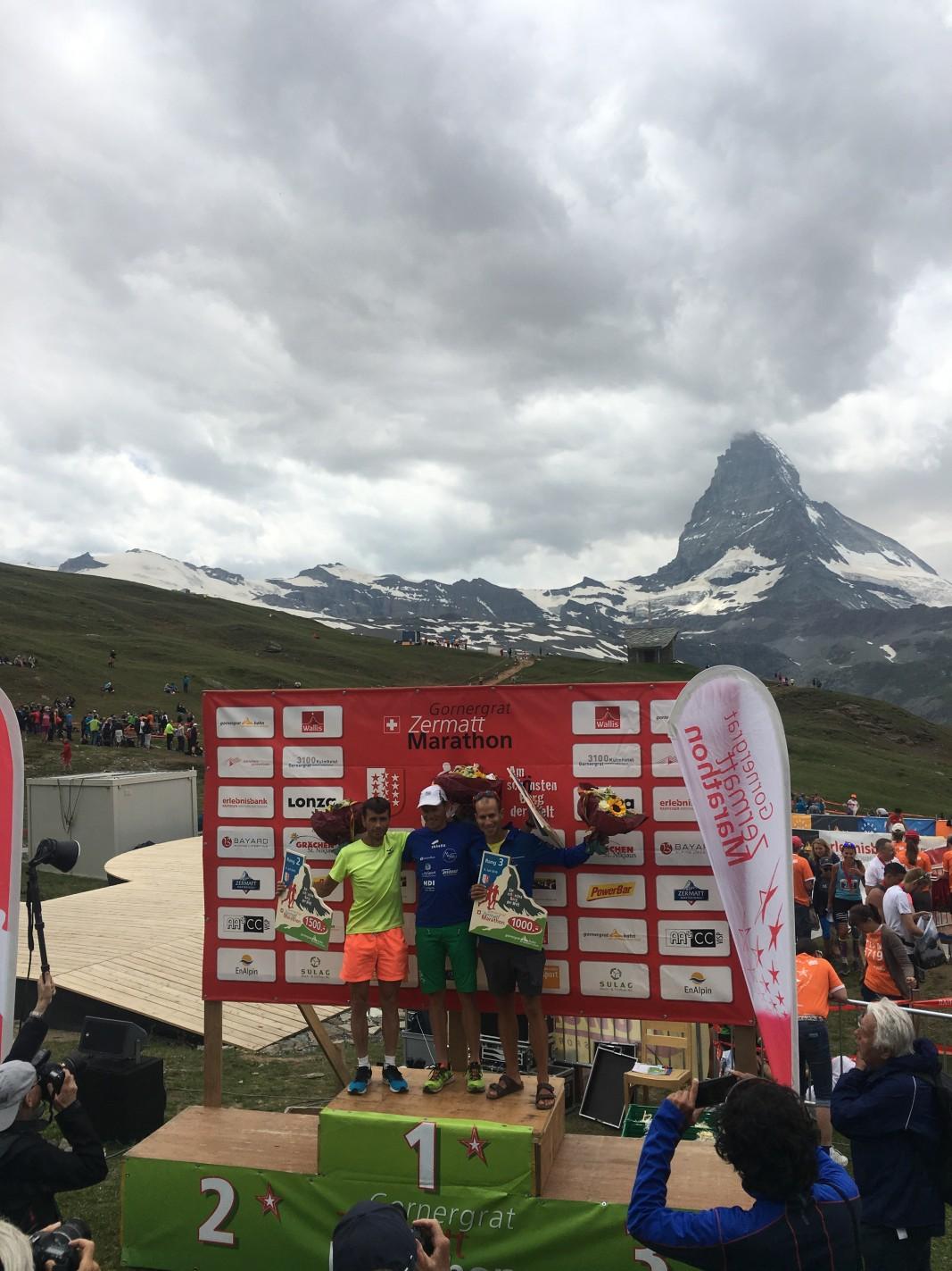Победителите в маратона