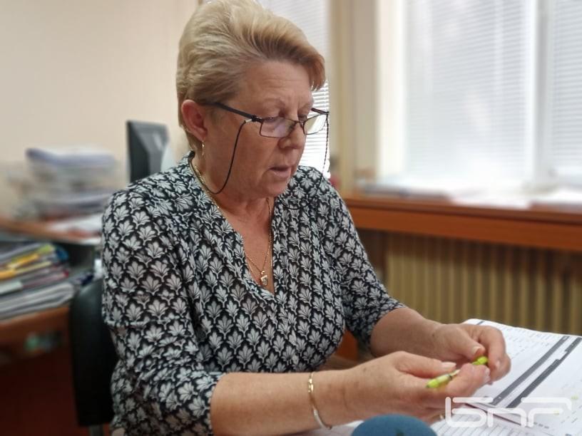 Д-р Теодора Начева – директор РЗИ – Силистра
