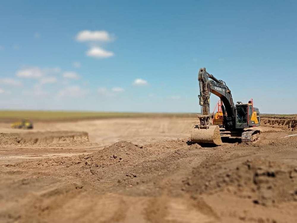 Находища на каолин и кварцов пясък в селата Колобър и Секулово   Снимка: Незабравка Кирова