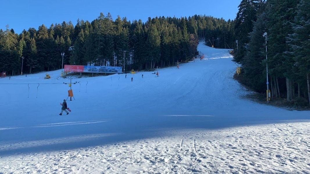Borovets ski resort, Rila Mountain