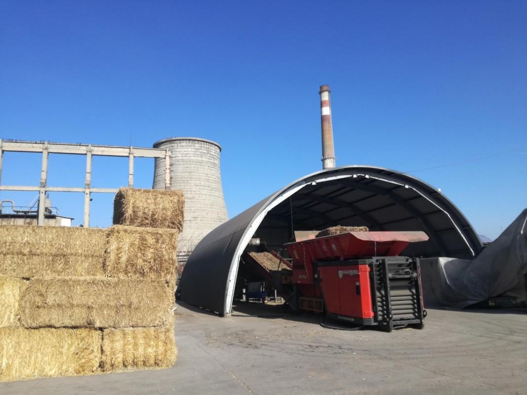 Централата има право да гори 16 000 тона RDF и биомаса годишно