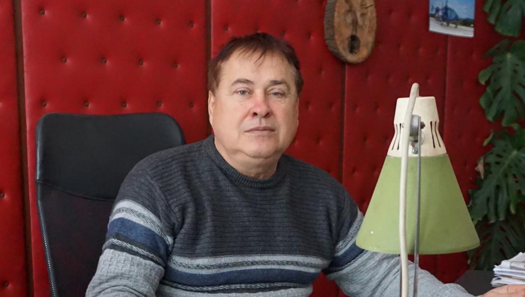 Илия Илиевски, кмет на село Крушовица