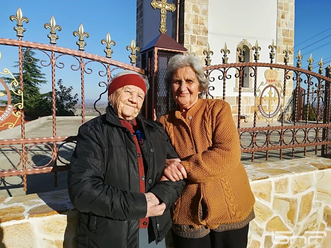 Калинка Янчева и Кипра Иванова