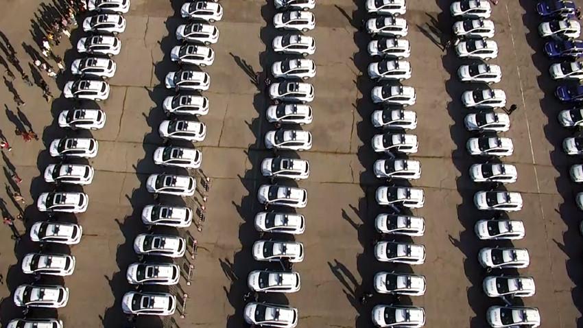 Снимка: Продажбите на нови автомобили в ЕС спадат