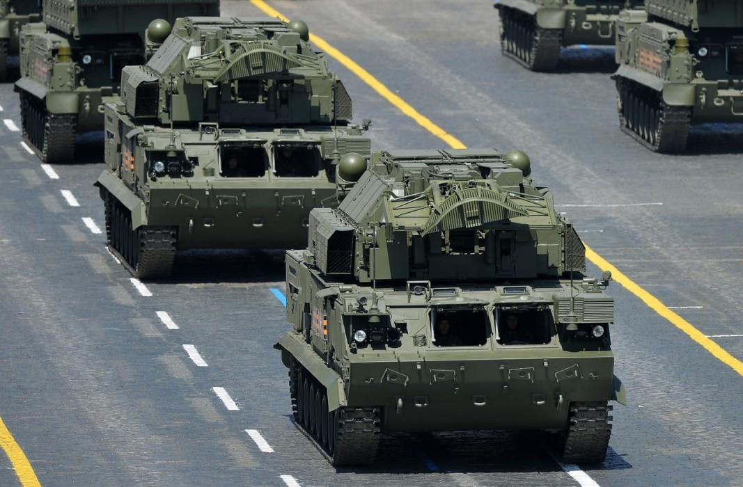 Путин: Точно преди 75 г. тук се проведе легендарният парад на победителите - триумфът на доброто над злото!