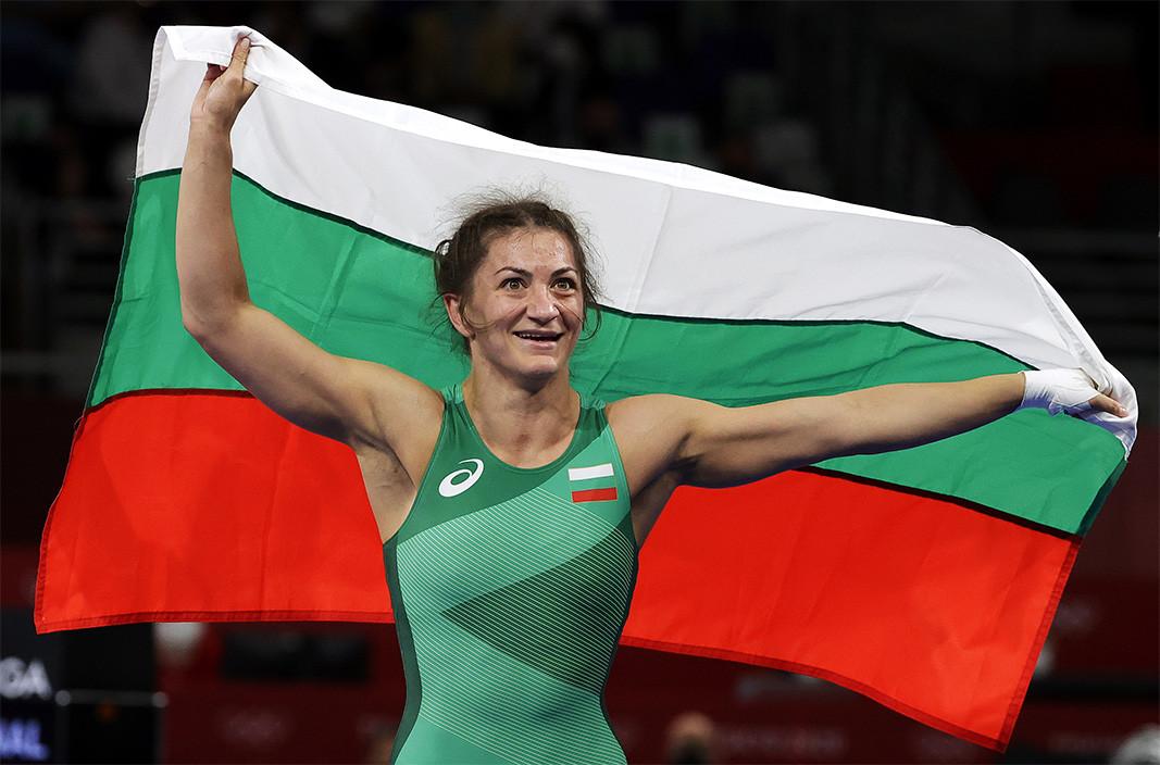 Evelina Nikollova