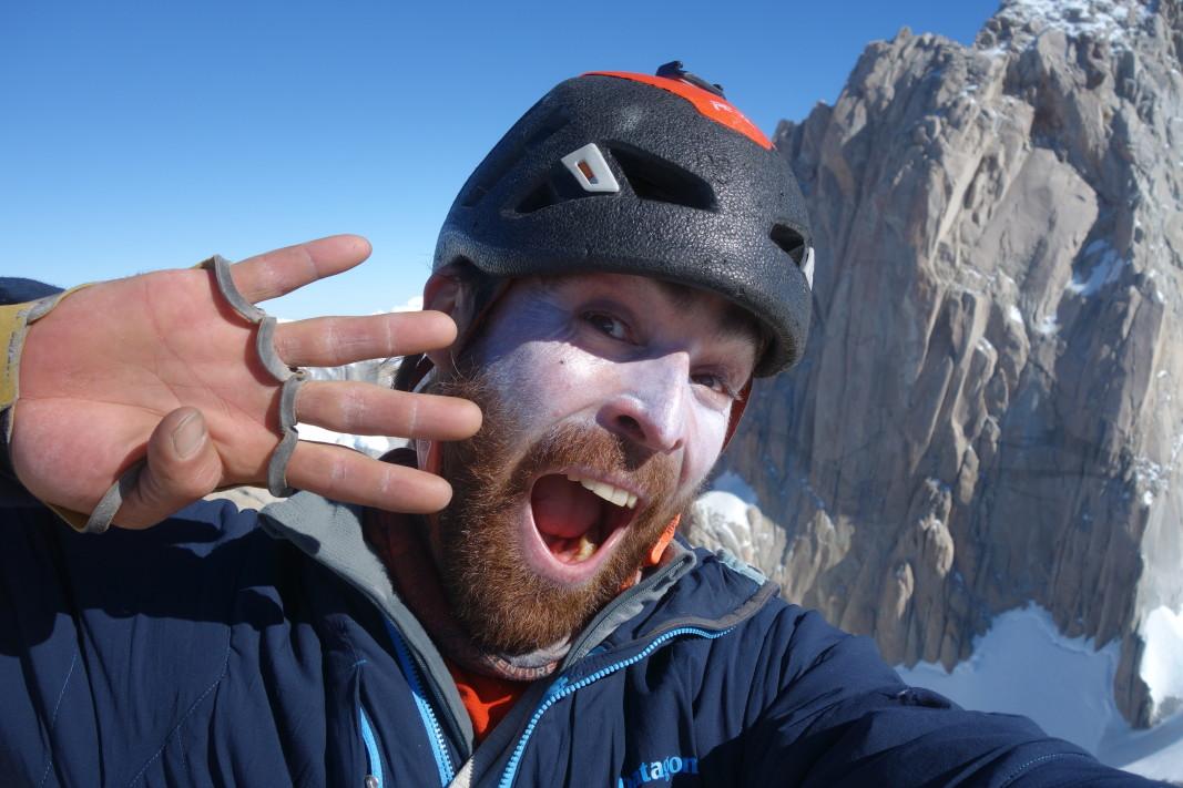 След соло изкачване