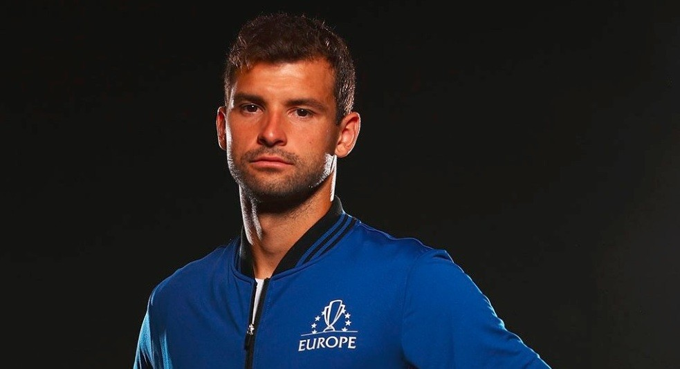 Григор Димитров донесе първата точка за отбора на Европа срещу