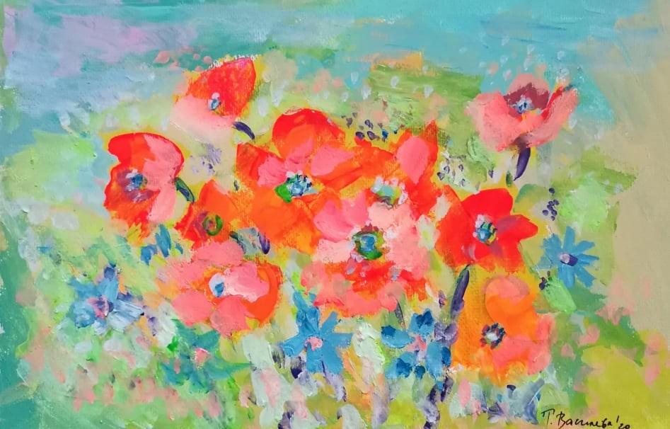 Картина на Таня Василева