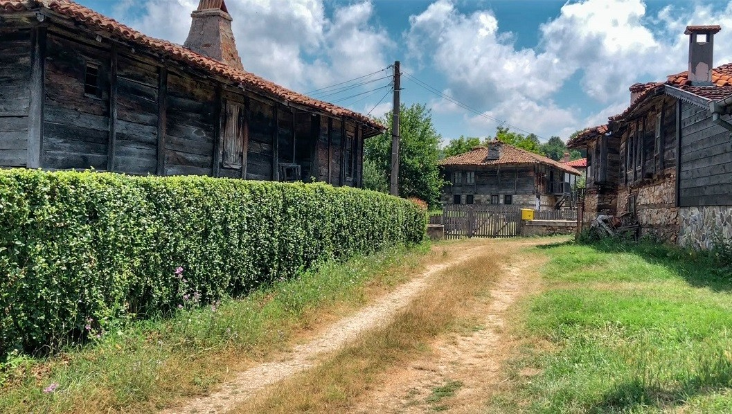 Типични странджански къщи