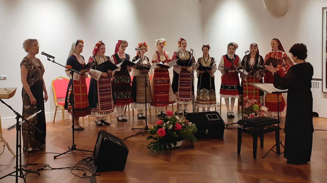 Фото: Посольство Финляндии в Болгарии