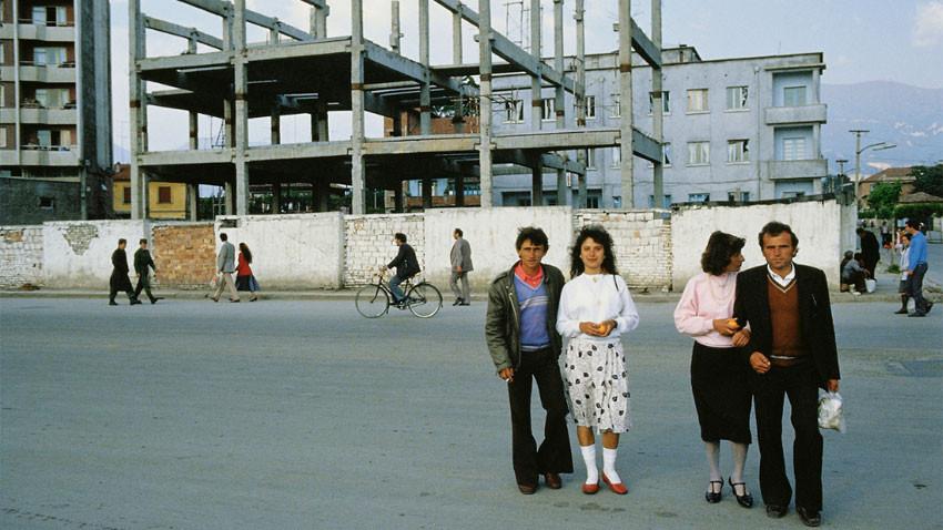 Τίρανα 1991