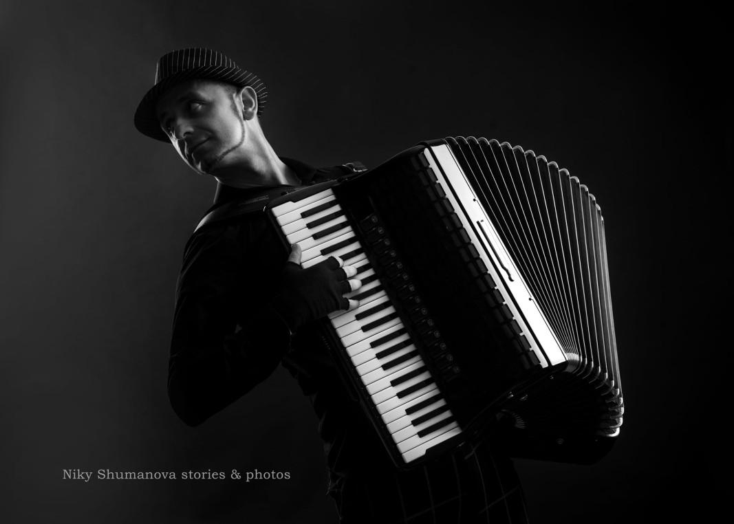 Снимка: Ники Шуманова