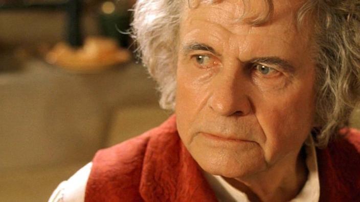 """Йън Холм изигра Билбо Бегинс в трилогията """"Властелинът на пръстените"""""""