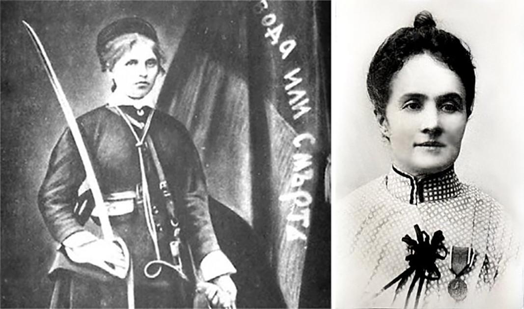 Райна Княгиня и Мария Сутич – участницы Апрельского восстания 1876 года