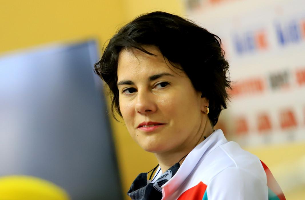 Мариана Памукова
