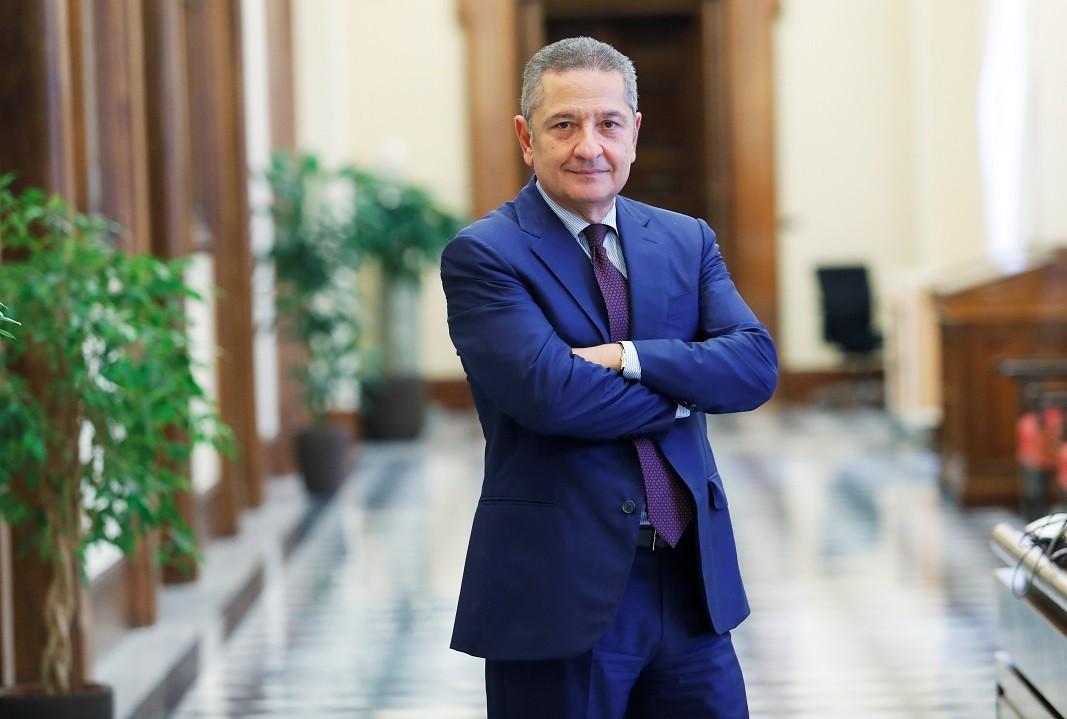 Фабио Панета, член на ЕЦБ