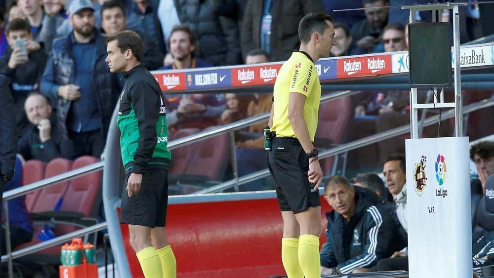 Снимка: УЕФА ще даде пари за въвеждането на ВАР у нас