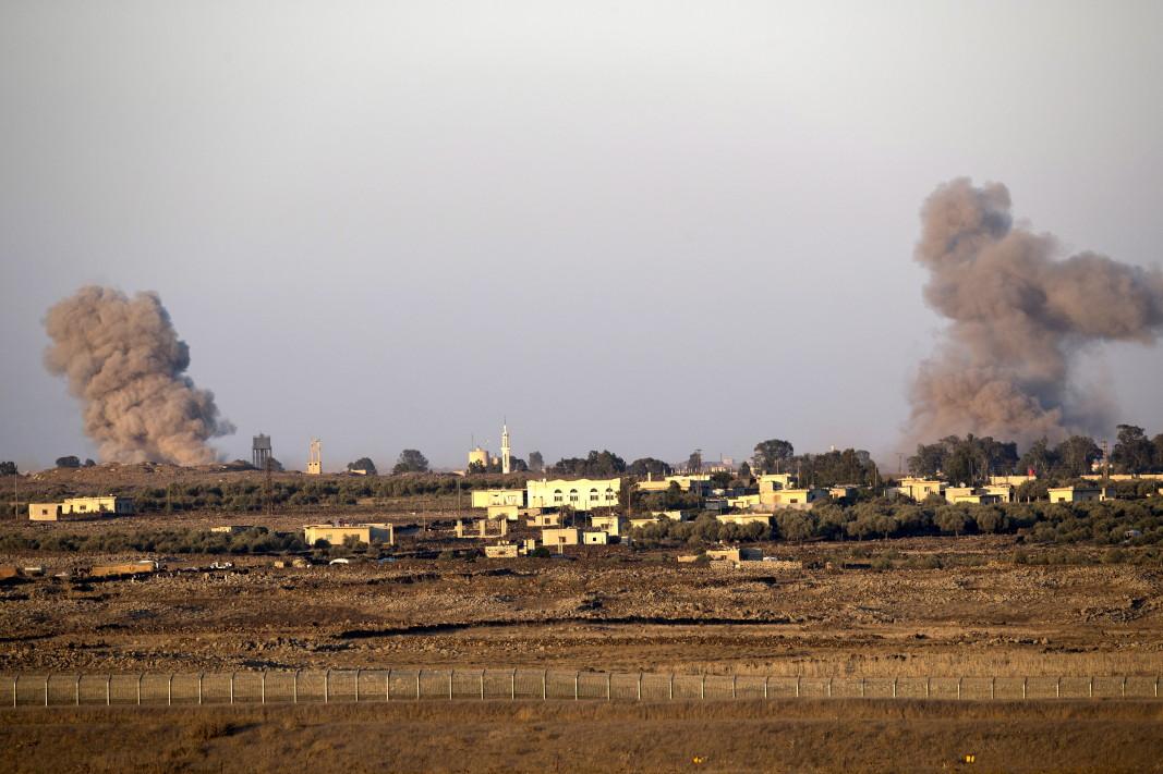 Провинция Идлиб, Западна Сирия