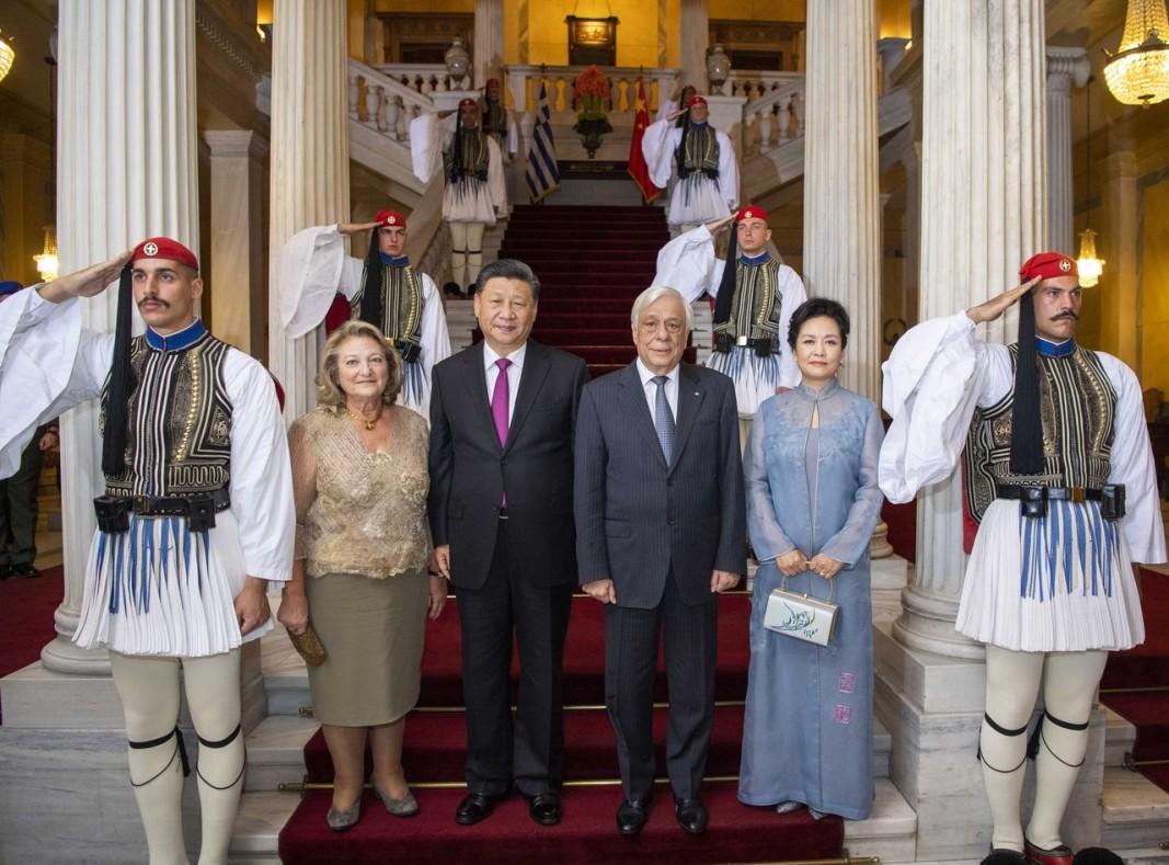 При посещението на Си Цзинпин в Гърция бяха подписани 16 двустранни споразумения.