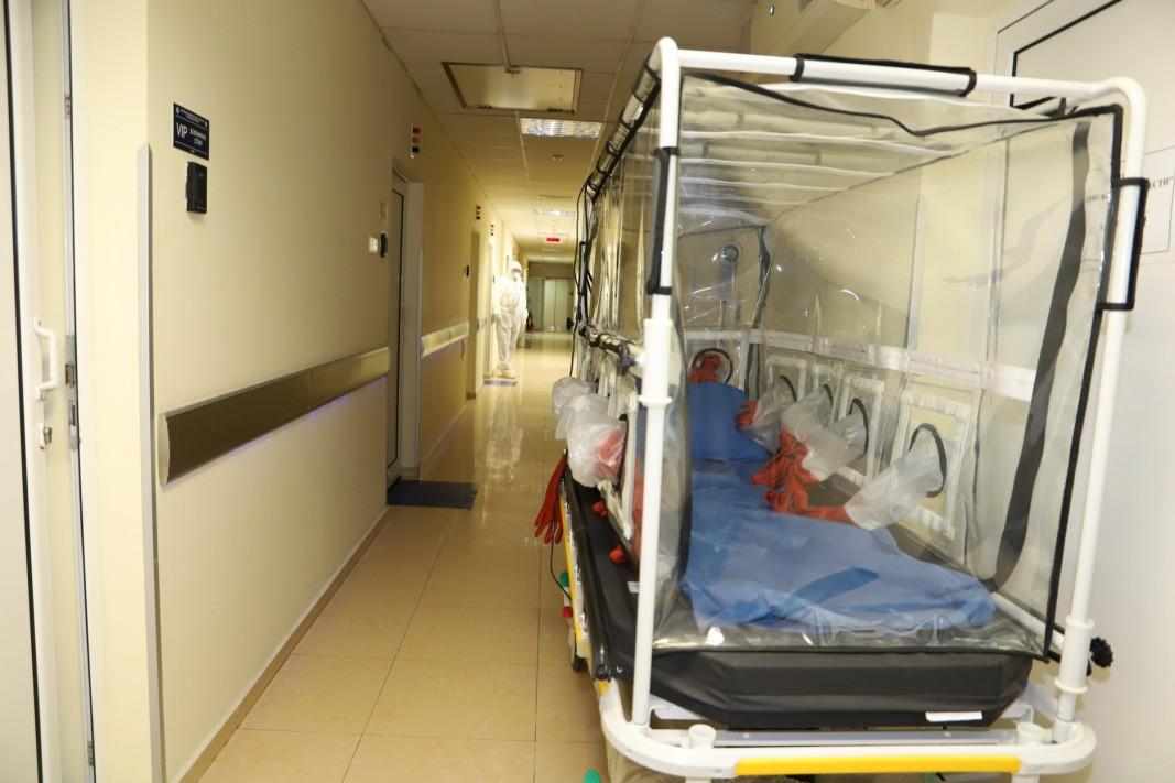 Клиниката по инфекциозни болести на ВМА