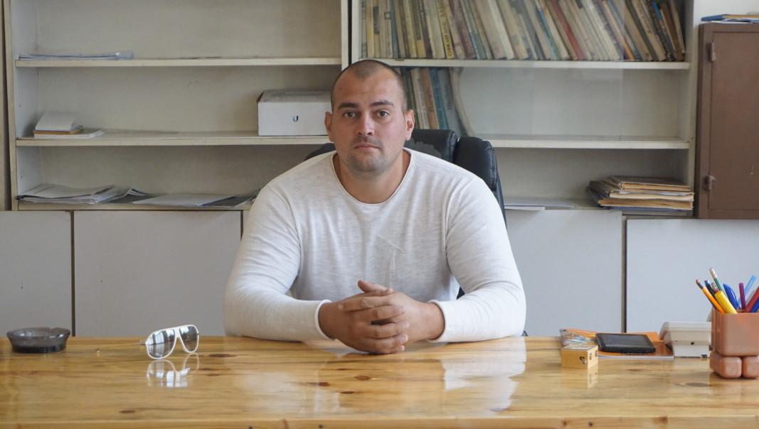 Цветомир Дамянов, кметски наместник на село Чичил
