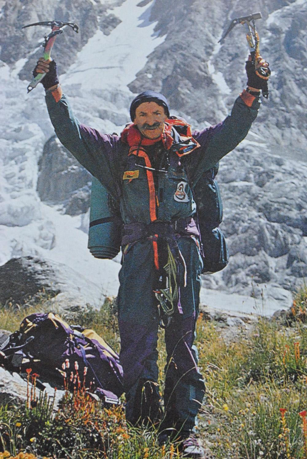 След соловото изкачване на Нанга Парбат